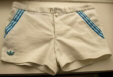 "Vintage 1970s ADIDAS Tennis shorts 52cm 34""-36"" Made in W.Ger RARE!"