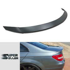 MERCEDES BENZ W204 C CLASS B TYPE SPOILER REAR BOOT TRUNK 08 13 C250 C300 ☚