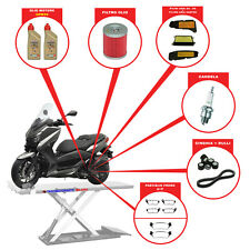 SERVICE KIT [ENGINE+TRANSMISSION+BRAKES] - YAMAHA X-MAX 400 (13-15)