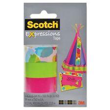 Scotch Expressions Magic Tape - C2143PK8