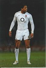 Delon armitage-main signé 6x4 photo-london irish toulon angleterre-rugby