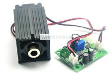 Focusable 808nm 500mw Infrared IR Laser Dot Diode Module 12V+ TTL+ Fan Cooling