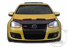VW Volkswagen Golf MK5 Rabbit GTI 04 05 06 07 08 Car Hood Mask Bra RED FELT