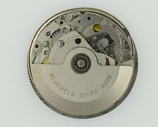 ETA 2846 Vintage Swiss Made Automatic Watch Movement Parts Missing (1558)