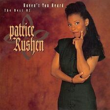 Rushen, Patrice, Haven't You Heard: Best of, New