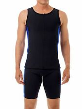 GYNECOMASTIA Concealer Compression Swimsuit TANK Made in the USA top quality
