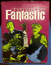 Cinema Of The FANTASTIC, horror, bizarre, grotesque w/Pix DJ1stHD Hardback,First