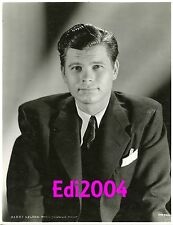 BARRY NELSON Vintage Original Photo & Autograph Card FIRST JAMES BOND RARE ACTOR