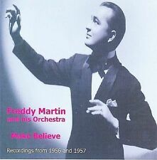 Make Believe Freddy Martin Audio CD, Like New Condition!