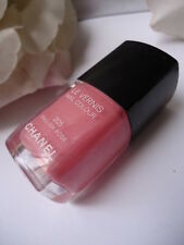 205 ENGLISH ROSE CHANEL RARE LE VERNIS NAIL COLOUR VARNISH NO BOX NEAR MINT COND