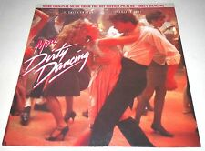 """LP MORE  DIRTY DANCING - """"MORE MUSIC FROM THE MOTION PICTURE"""" / OIS"""