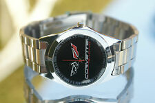 Reloj Chevrolet Corvette reloj pulsera Clock watch c1 c3 c4 c5 c6 c7 Stingray z06