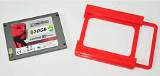 Hot Sell 2.5 to 3.5 Adapter Bracket SSD HDD Notebook Mounting Tray Caddy Bay Red