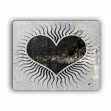 """Mouse Pad For Computer Home and Office Rustic Heart Size  8""""x 10"""""""
