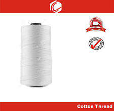 Cotton Thread / Spool Suitable for Bag Closer Sewing Machine - Pack of 2nos