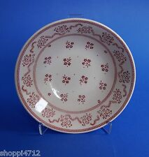 """laura ashley"" SALAT/Müsli - Bowl 02 - Petite Fleur braun JOHNSON BROTHERS Ø16cm"