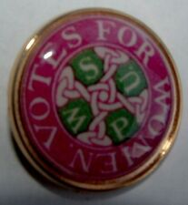Suffragettes Badge Brooch Suffragette Chains Post Free Within UK