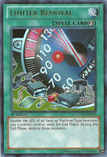 1x (M/NM) Limiter Removal - LCYW-EN172 - Ultra Rare - 1st Edition  YuGiOh