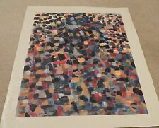 """AUTHENTIC ARTAGRAPH OIL PAINTING ON CANVAS  """"ABSTRACT #22 """" BY DIANA ONG"""
