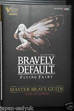"JAPAN Bravely Default: Flying Fairy ""Master Brave Guide"""