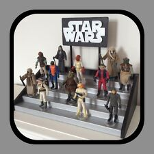 Vintage Star Wars Collectable Figures Display Stand