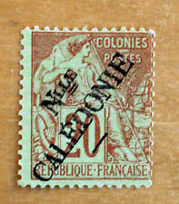 Timbre NOUVELLE CALEDONIE/NEW CALEDONIA stamp - YT n°27 NSG (Col3)