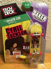 2016 Tech Deck BAKER Skateboards Series 4 CYRIL JACKSON, New