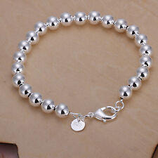 Women's Wrist Band Ball 0 3/10in 7 9/10in pl. with Sterling silver DA126-2 T A