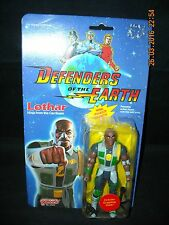 """Defenders Of The Earth- """"Lothar"""" Action Figure (MOC) Galoob 1985"""