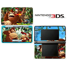 Vinyl Skin Decal Cover for Nintendo 3DS - Donkey Kong Country Returns