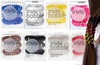 Original Invisibobble Traceless Hair Ring  3 Pack (8 Colours)