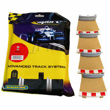 SCALEXTRIC C8280 4 x Rad 2 Inner Borders Barriers 1:32 x 1 pack (PL)