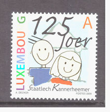 Luxembourg 2009 Children's Houses of the State Mint MNH SG1851 stamp
