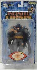 DC DIRECT Infinite Crisis BATMAN Battle Damaged ACTION FIGURE NIP JLA