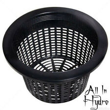 "10"" Inch Mesh Net Pot Bucket Lid for 3 or 5 GALLON BUCKETS GUARANTEED TO FIt"