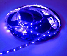 16ft/5m 300 SMD-3528-LED flexible Non-waterproof Blue LED strip light lamp
