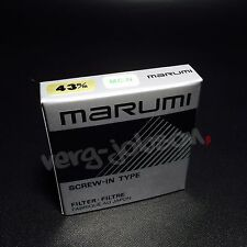 marumi MC-N 43 mm Normal Scratch Prevention Protect Filter for Camera Original