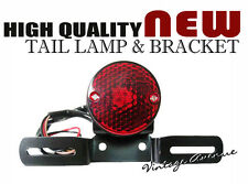 YAMAHA YDS5 DS5 DS6 DS7 TAIL LAMP W/ BRACKET 12V [ID123]