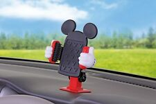 DISNEY Mickey Mouse New Phone Mount 3D Holder Car Accessories