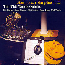The Phil Woods Quintet-American Songbook Ii  CD NEW