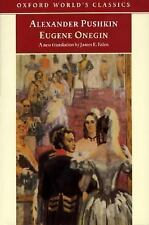 Eugene Onegin: A Novel in Verse (Oxford World's Classics)-ExLibrary