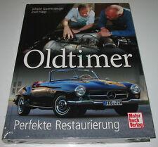 Restaurierungsanleitung Ratgeber Mercedes 190 SL Typ W 198 Young + Oldtimer NEU!