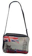 London Souvenir Unisex Mens Women's Shoulder Satchel Bag Gift UK_BUS/FLAG