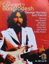 GEORGE HARRISON AND FRIENDS WINDOW CLING PROMO (Z12)