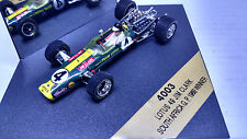 1/43 Quartzo LOTUS 49 DRIVEN BY JIMMY CLARK WINNER SO AFRICA GP 1968