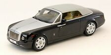 KYOSHO Rolls Royce Phantom Drophead Coupe Diamond Black 1:43**New Release**