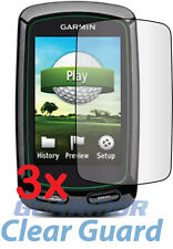 3x Clear LCD Screen Protector Guard Cover Film Golf GPS Garmin Approach G6 G7