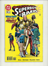 Superboy and the Ravers  #7  NM-