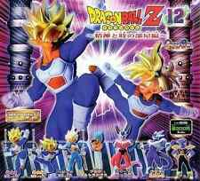 Bandai Dragonball Dragon ball Z HG 12 Gashapon Figure Figurine Set of 7