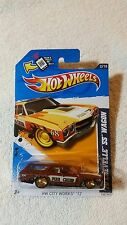 2012 HOT WHEELS HW CITY WORKS 70 CHEVELLE SS WAGON  SUPER TREASURE HUNT